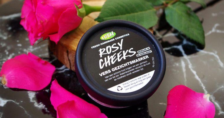 LUSH ROSY CHEEKS GEZICHTSMASKER REVIEW