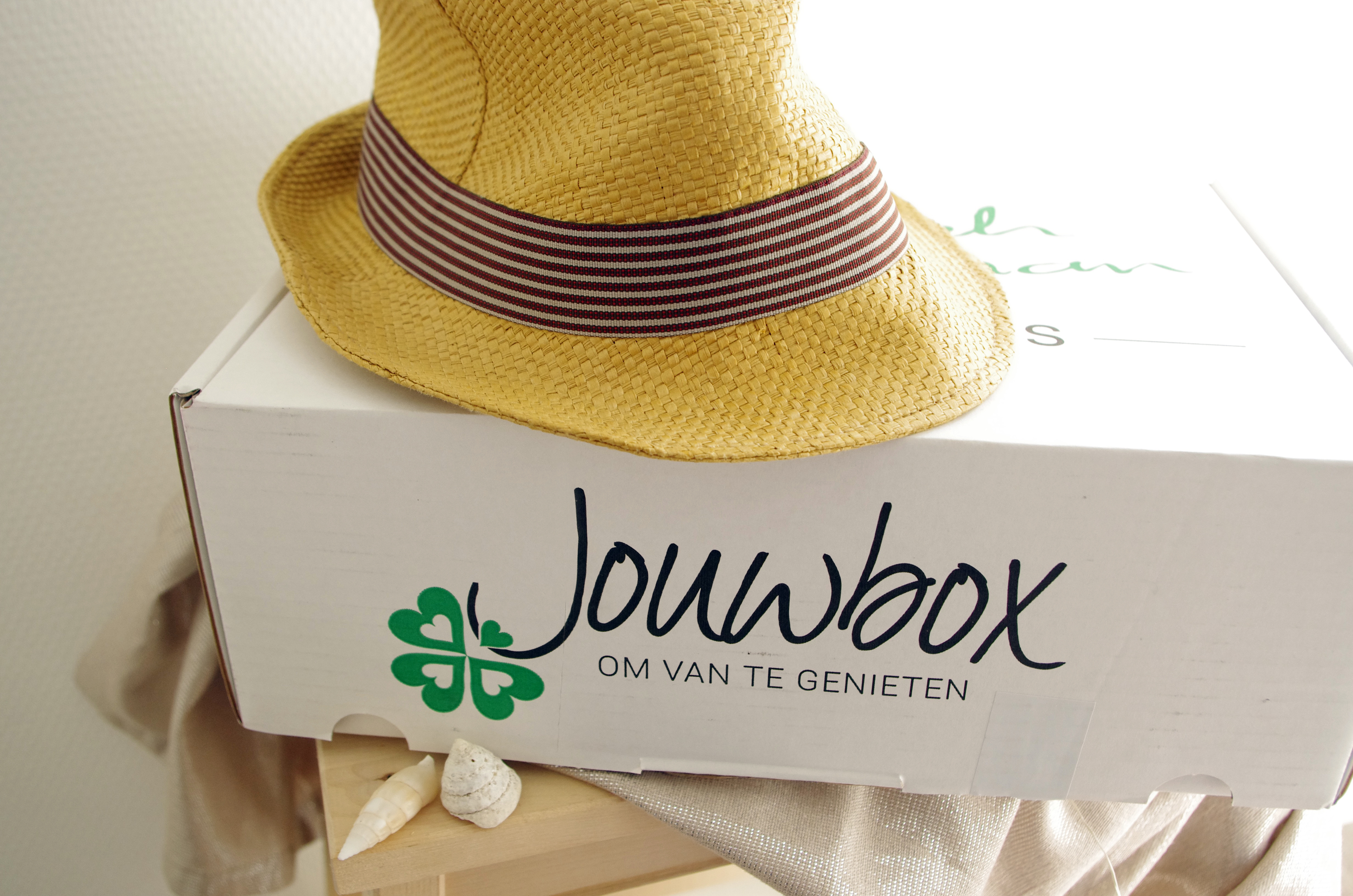 EDITIE 2 JOUWBOX UNBOXING + REVIEW